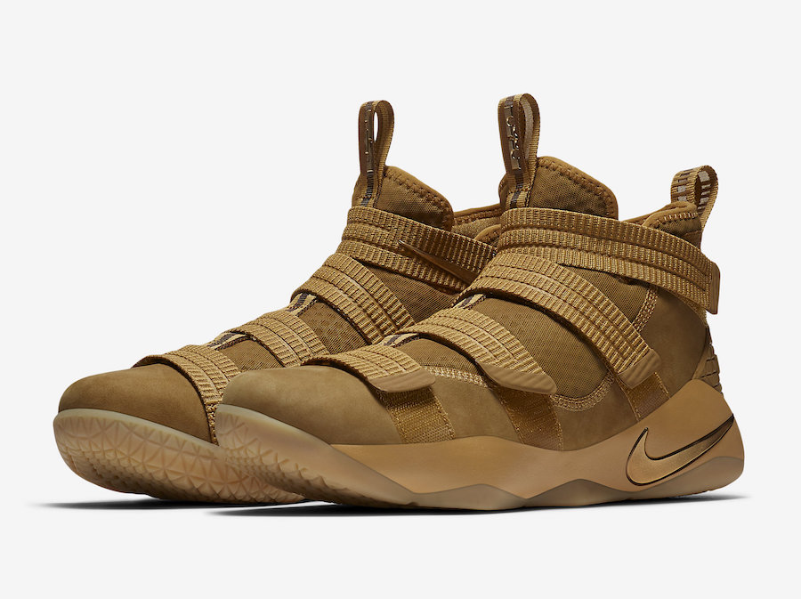 Nike Lebron Soldier 11 SFG EP Release Date