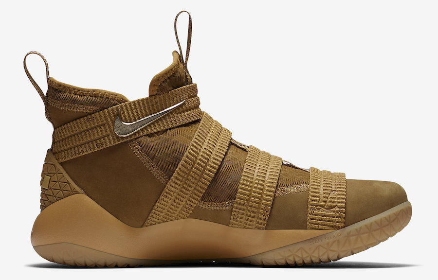 Nike Lebron Soldier 11 SFG EP