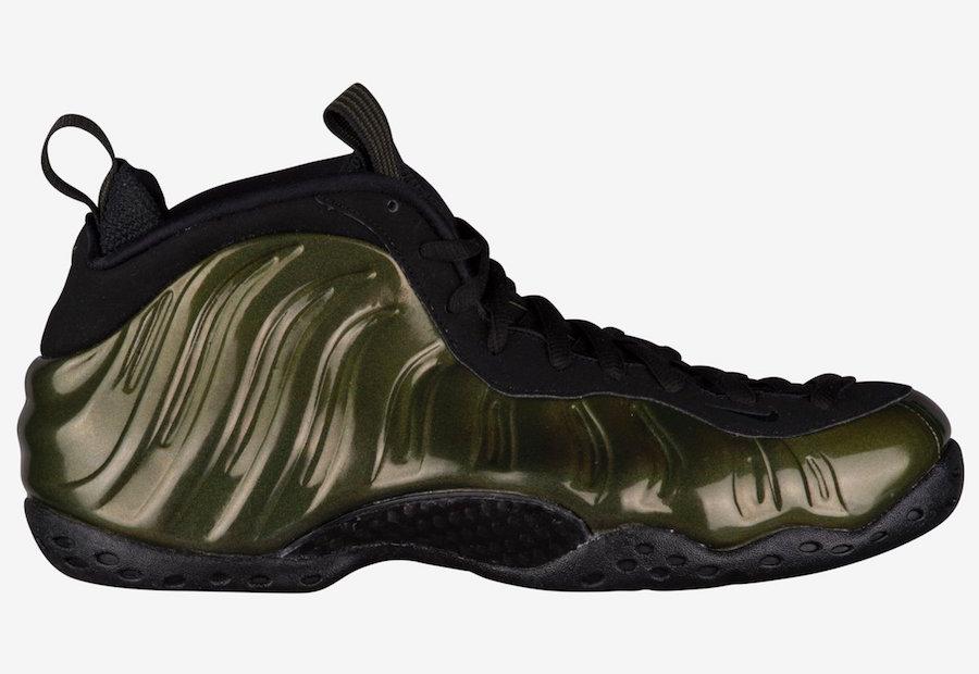 """Nike Air Foamposite One """"Legion Green"""" Release Date"""