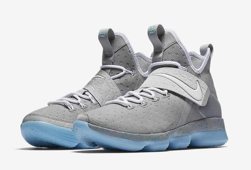 "Nike LeBron 14 ""MAG"" Release Date"