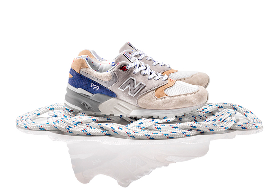 "Concepts x New Balance 999 ""Kennedy"" Release Date"