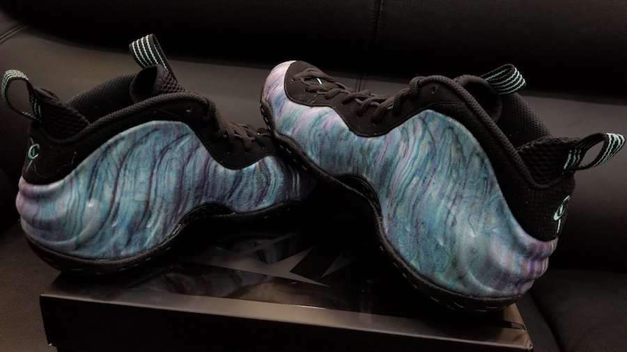 """Nike Air Foamposite One PRM """"Abalone"""""""