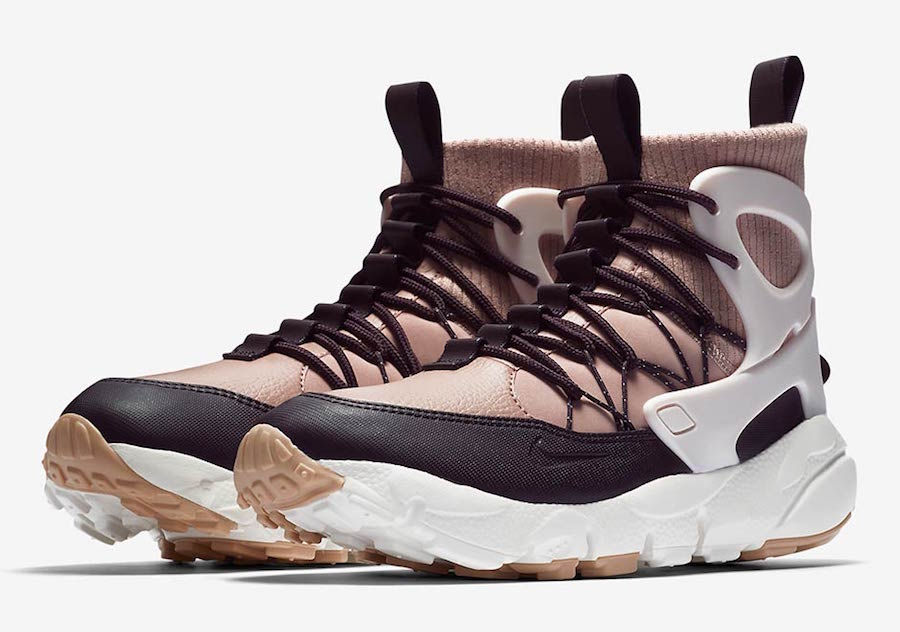 Nike WMNS Air Footscape Mid Utility