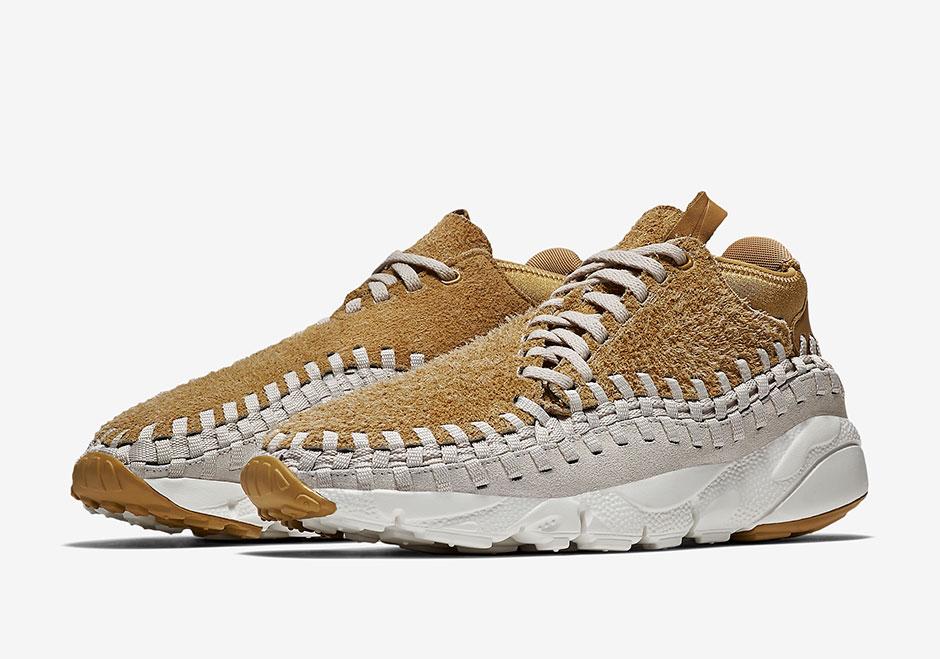 Nike Air Footscape Woven Chukka QS Release Date