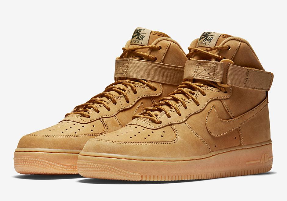 Nike Air Force 1 High Release Date