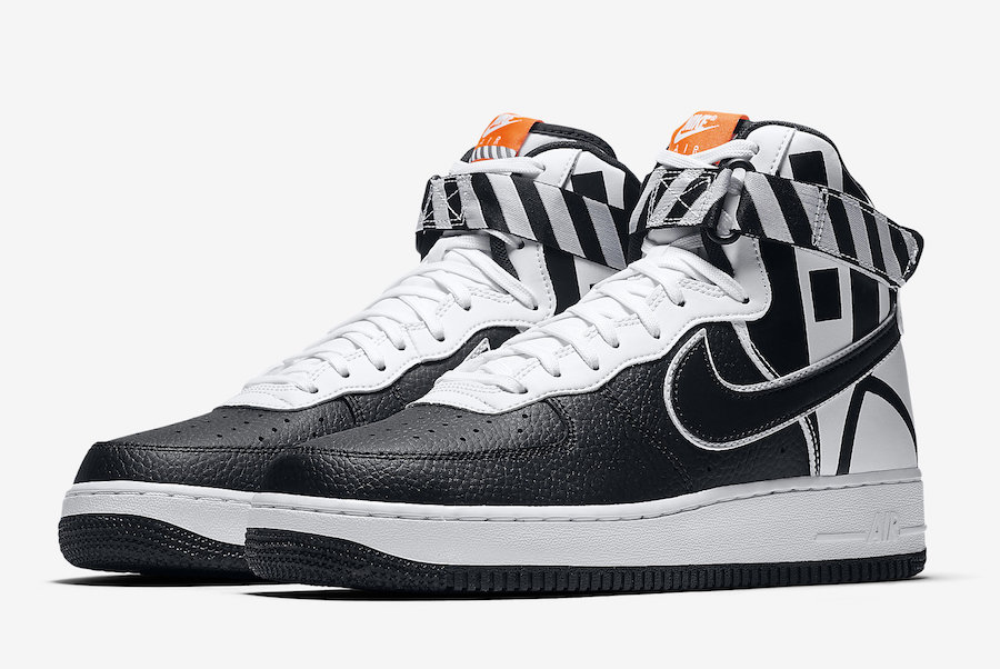Nike Air Force 1 High Release Date