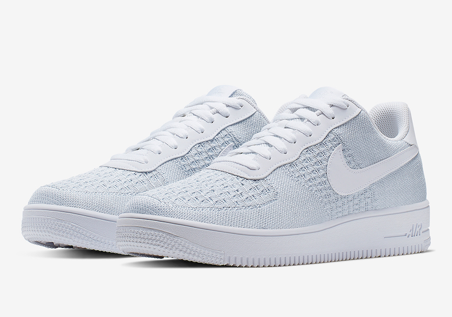 new product 6b17c 1ebb1 Nike Air Force 1 Flyknit 2.0