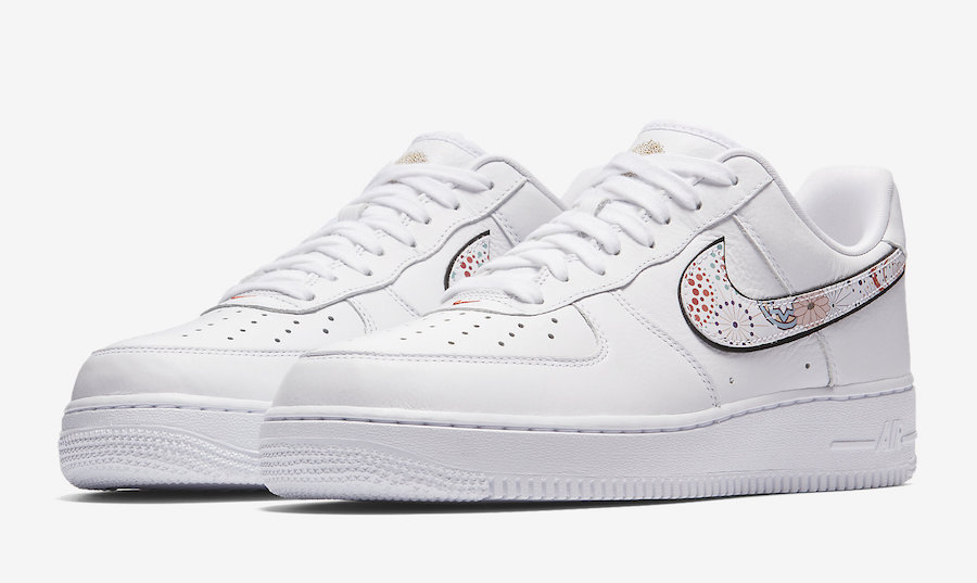 Nike Air Force 1 LNY Release Date