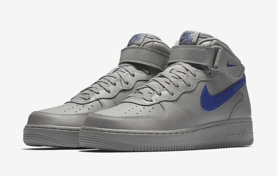 Nike Air Force 1 Mid '07 Release Date