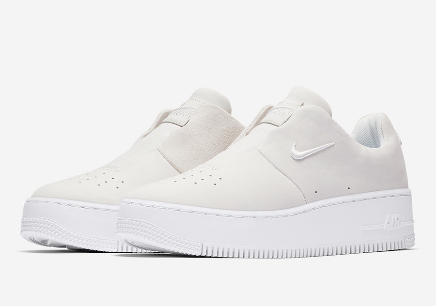 """Nike Air Force 1 """"Sage"""" Release Date"""