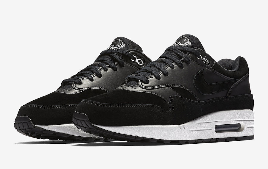 "Nike Air Max 1 ""Rebel Skulls"" Release Date"