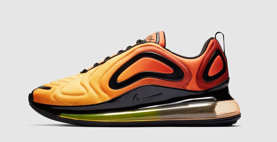 "Nike Air Max 720 ""Sunrise"" (Nike+ Exclusive)"