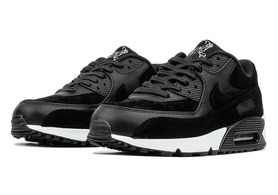 "Nike Air Max 90 ""Rebel Skulls"" Release Date"