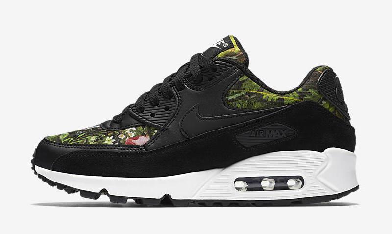 "Nike Air Max 90 ""Spring Garden"" Release Date"