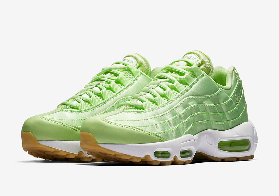 "Nike WMNS Air Max 95 ""Satin Pack"" Release Date"