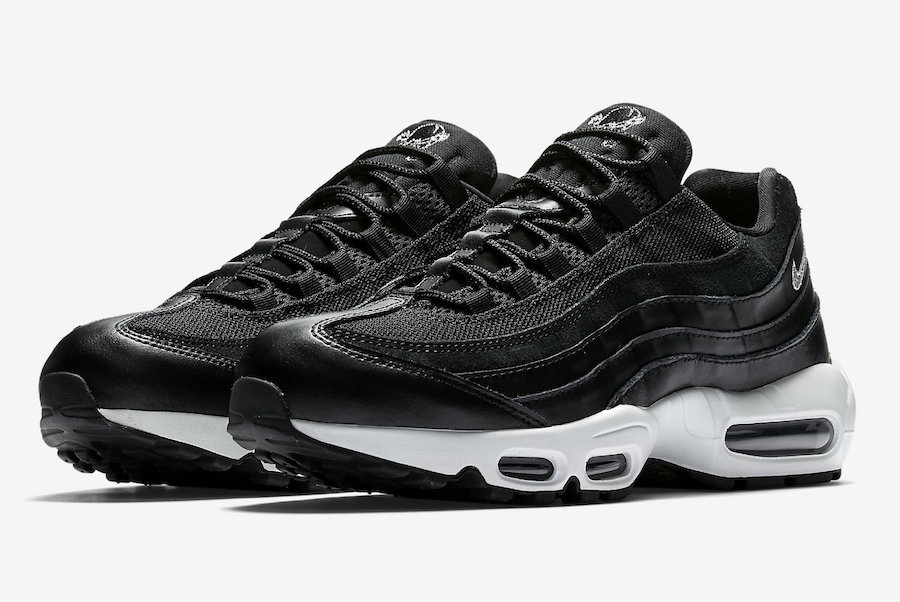"Nike Air Max 95 ""Rebel Skulls"" Release Date"