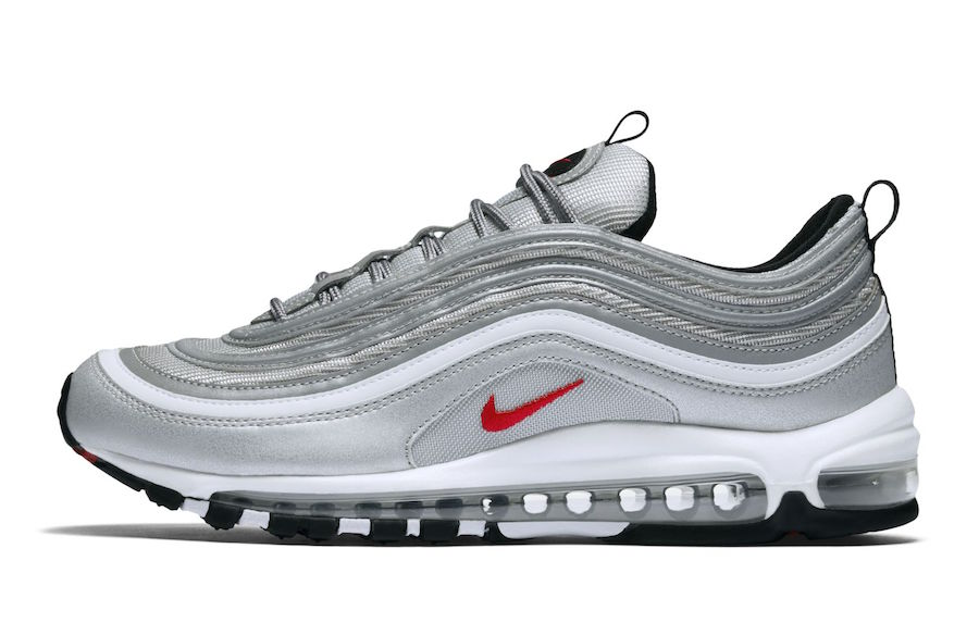 "Nike Air Max 97 OG ""Silver Bullet"" Restock"