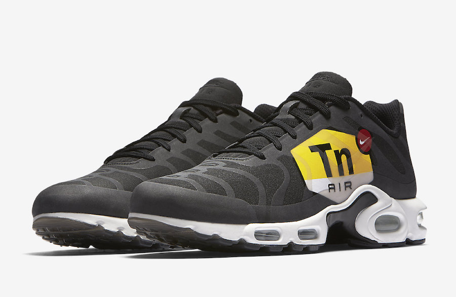 "Nike Air Max Plus ""Big Logo"" Release Date"