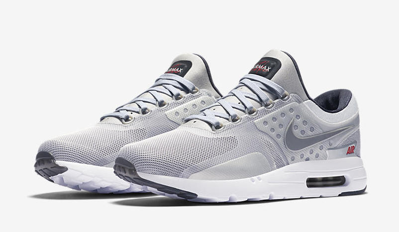 "Nike Air Max Zero ""Silver Bullet"" Release Date"