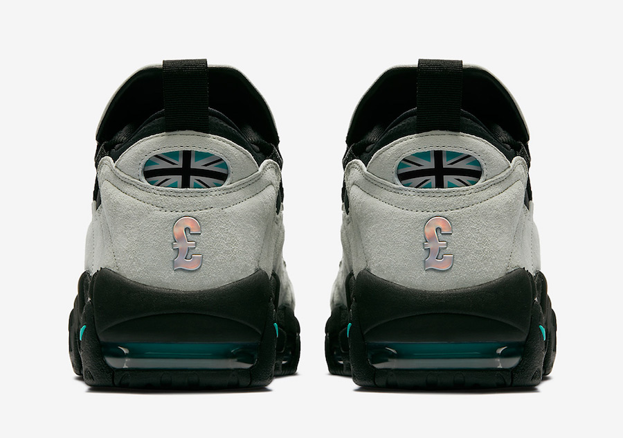 "Nike Air More Money ""British Pound"""