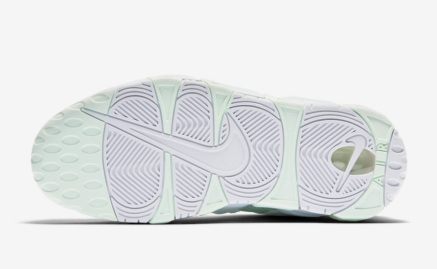 """Nike Air More Uptempo """"Barely Green"""""""