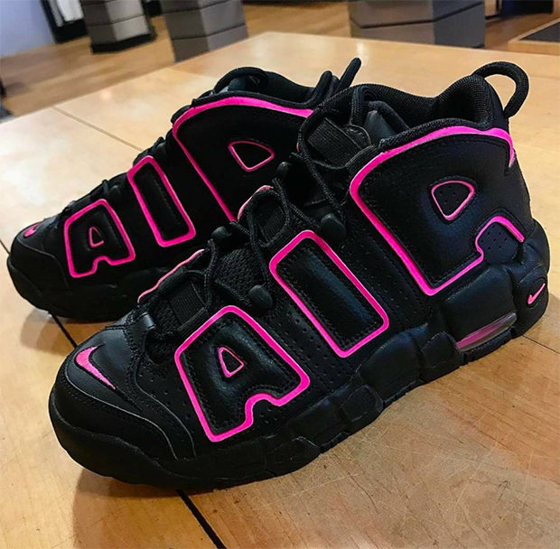 Nike Air More Uptempo GS Release Date