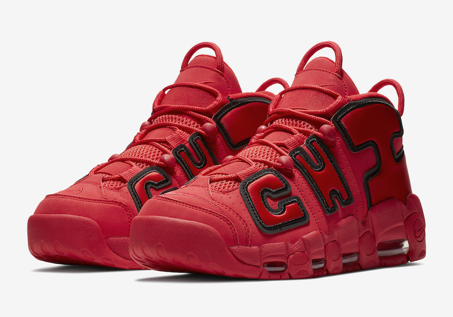 """Nike Air More Uptempo """"CHI"""""""