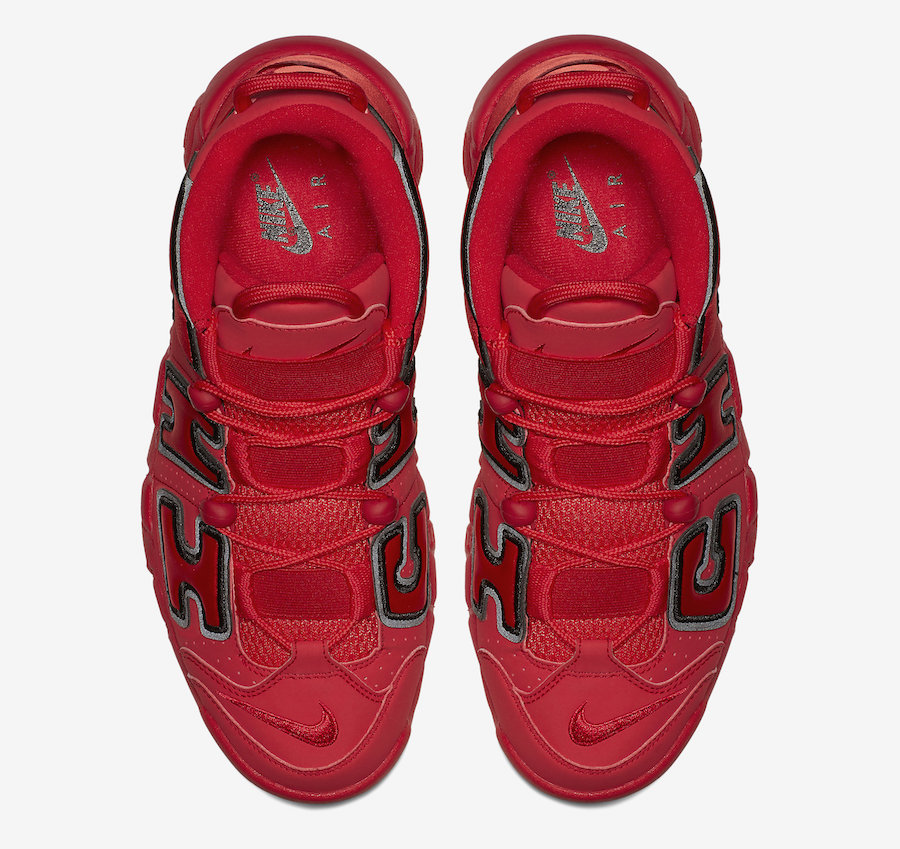 "Nike Air More Uptempo ""CHI"""
