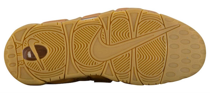 "Nike Air More Uptempo PRM ""Wheat"""