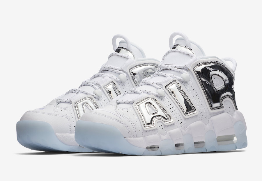 Nike WMNS Air More Uptempo Release Date