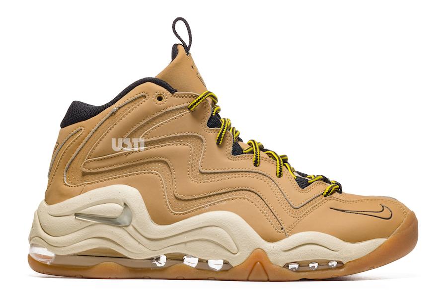 "Nike Air Pippen 1 ""Wheat"" Release Date"