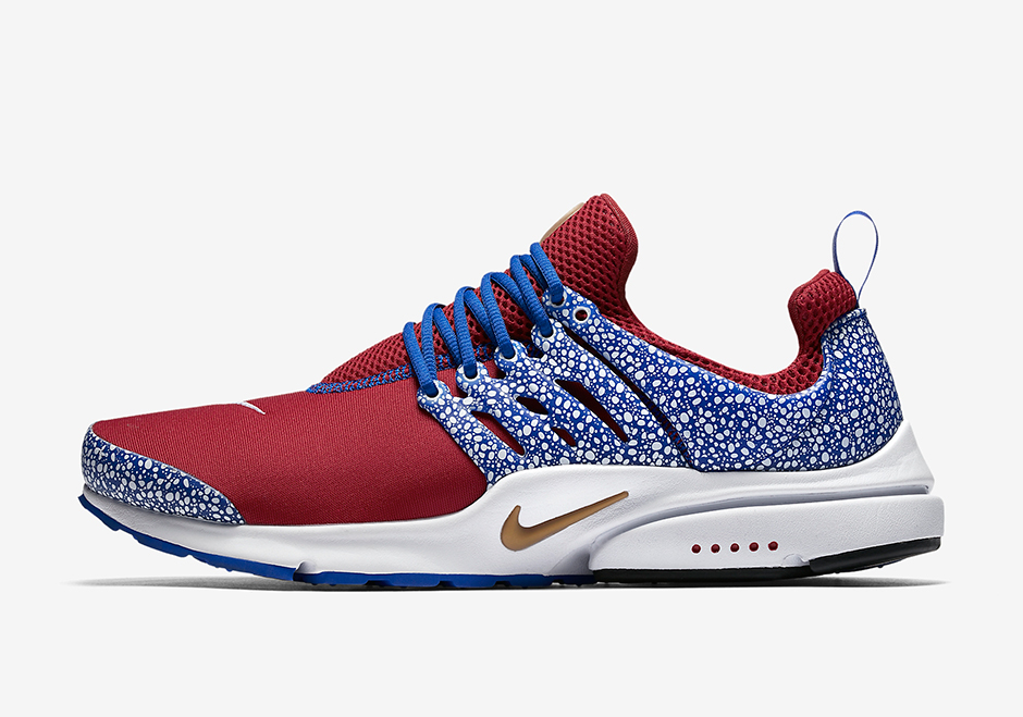 "Nike Air Presto ""Safari Pack"""