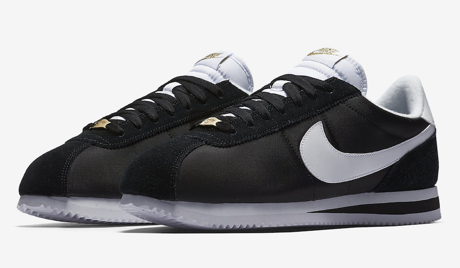 "Nike Cortez Basic Nylon ""Compton"" Release Date"