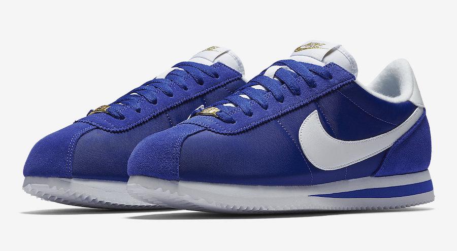 """Nike Cortez Basic Nylon """"Compton"""""""