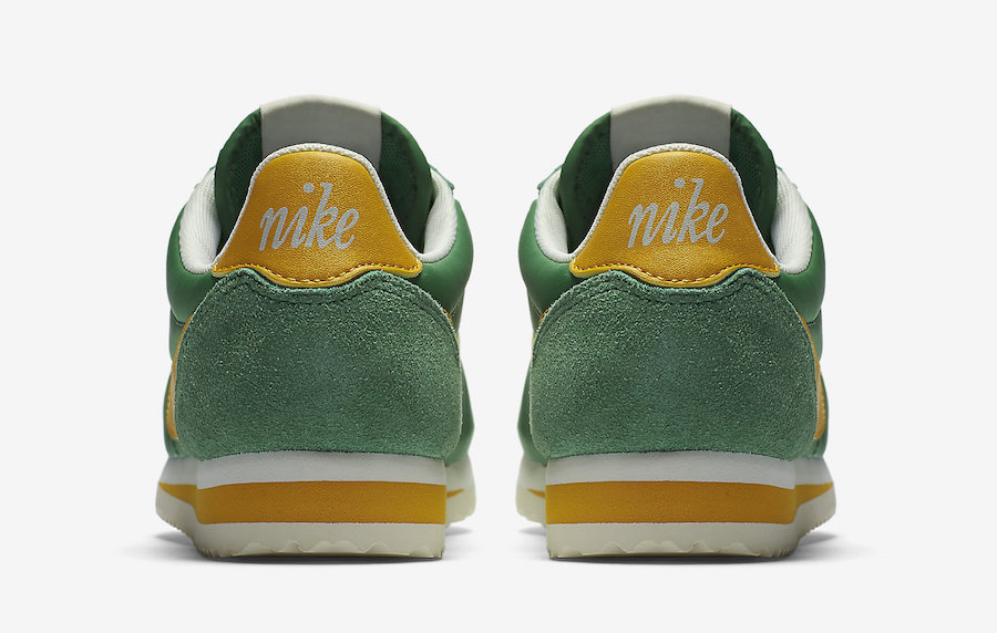 "Nike Cortez Nylon ""Oregon"""