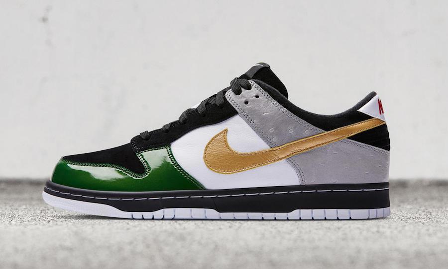 """Nike Dunk Low JP """"OnkoChishin"""" Release Date"""