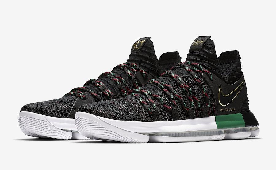 Nike KD 10 BHM