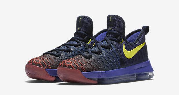 """Nike KD 9 """"Roar From the Floor"""" Release Date"""
