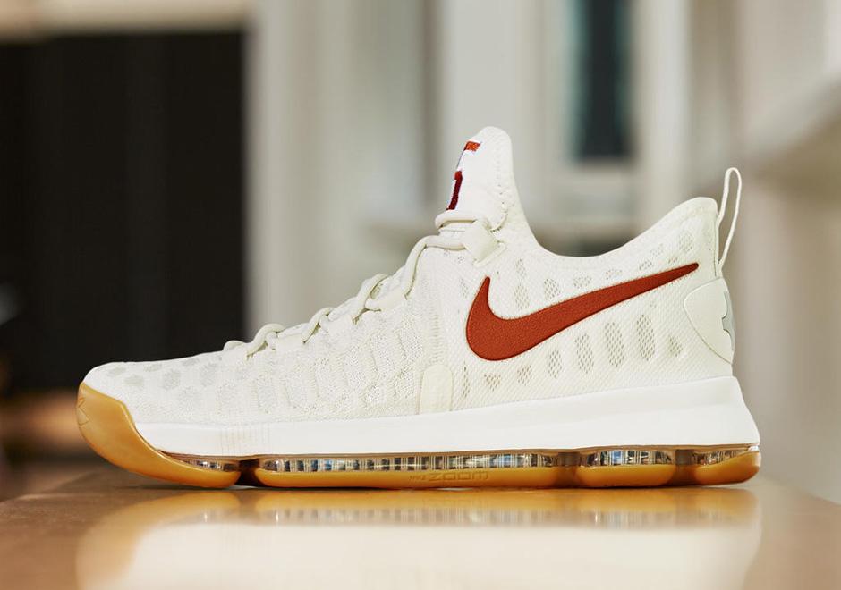 """Nike KD 9 """"Texas"""" Release Date"""