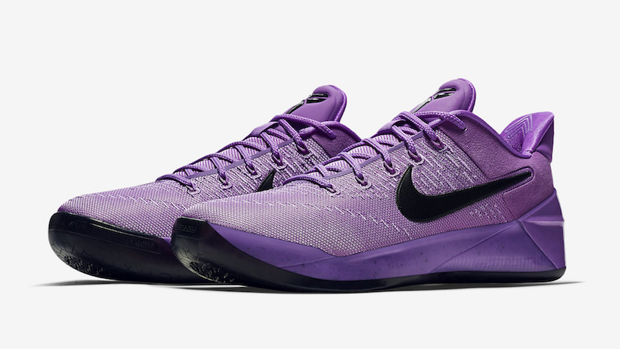 """Nike Kobe AD """"Purple Stardust"""" Release Date"""