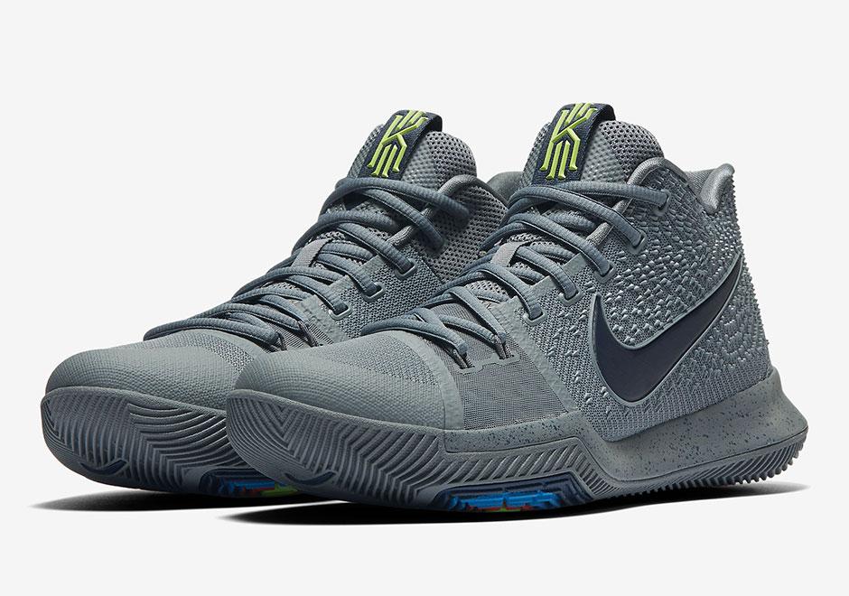 Nike Kyrie 3 Release Date