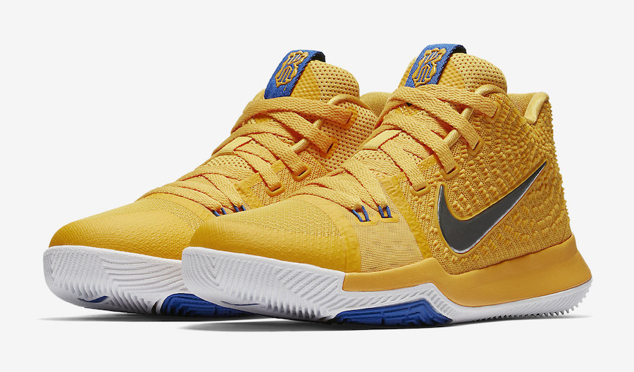 "Nike Kyrie 3 ""Mac and Cheese"""