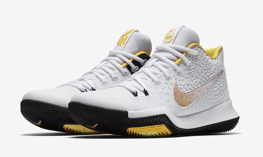 """Nike Kyrie 3 """"N7"""" Release Date"""