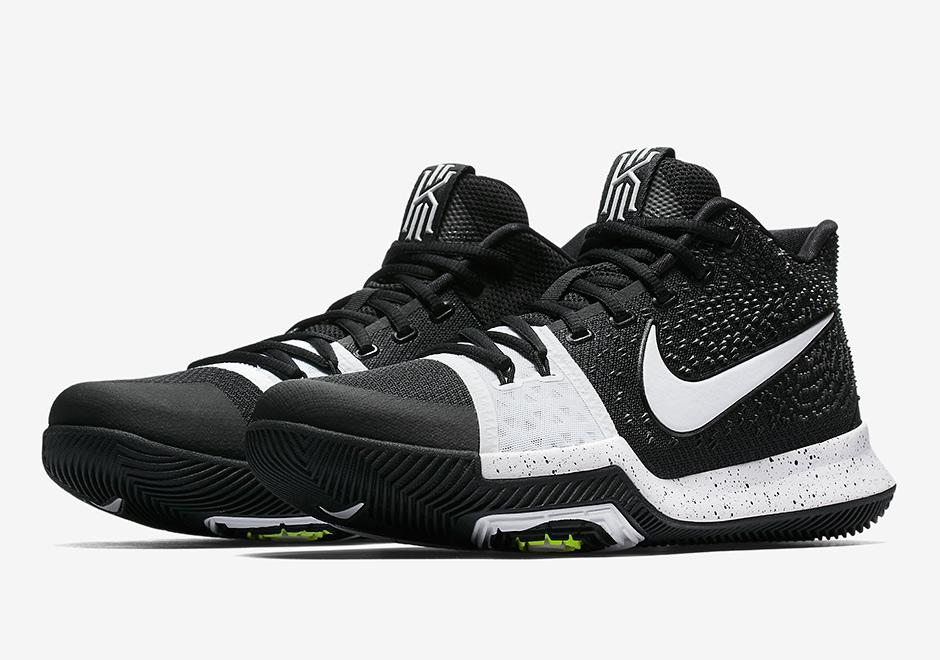 "Nike Kyrie 3 ""Tuxedo"""