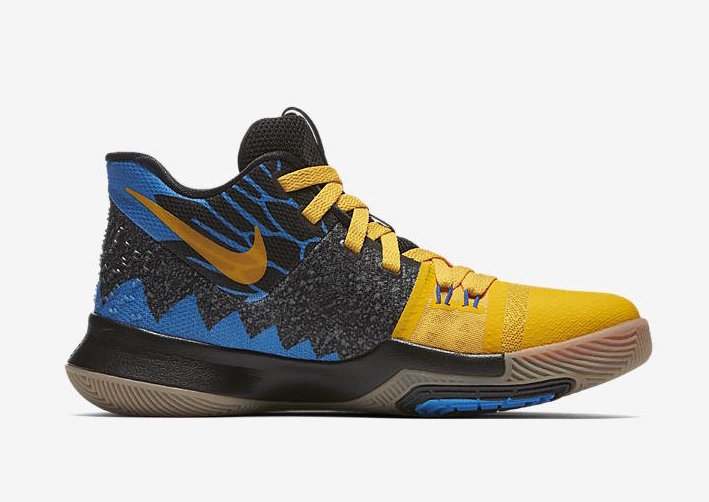 """Nike Kyrie 3 GS """"What The"""""""