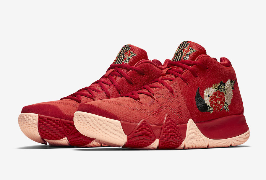 "Nike Kyrie 4 ""CNY"" Release Date"