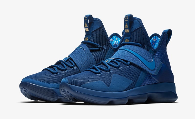"Nike LeBron 14 ""Agimat"" Release Date"