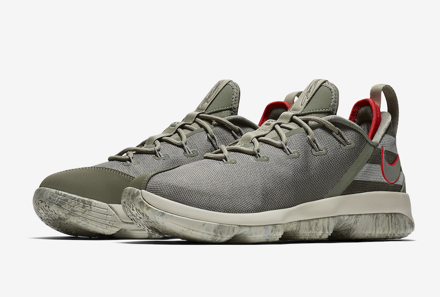 Nike LeBron 14 Low EP Release Date