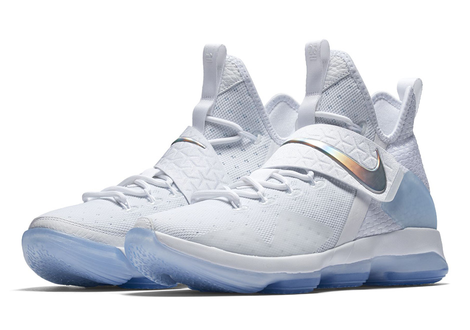 "Nike LeBron 14 ""Time to Shine"" Release Date"