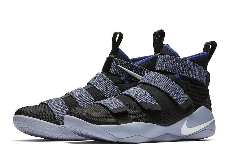 """Nike LeBron Soldier 11 """"Steel"""" Release Date"""